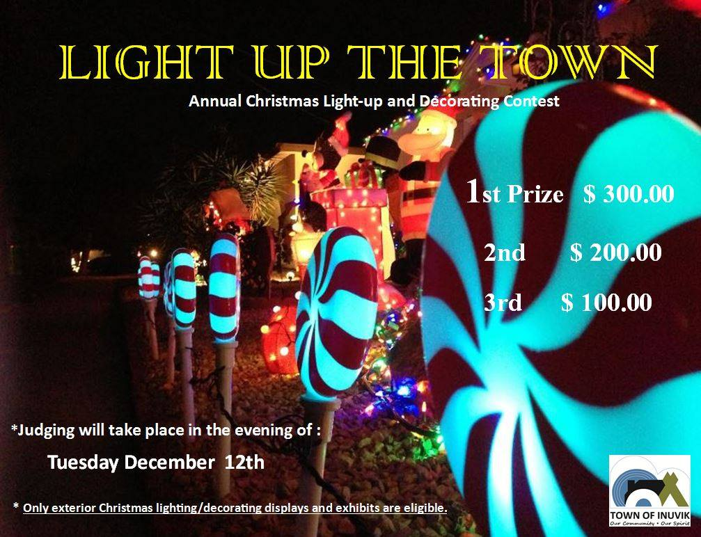 Light Up The Town