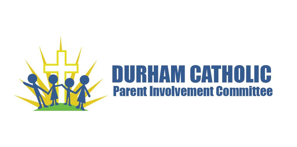 Durham Catholic Parent Involvement Committee's logo