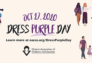 Dress Purple Day 2020