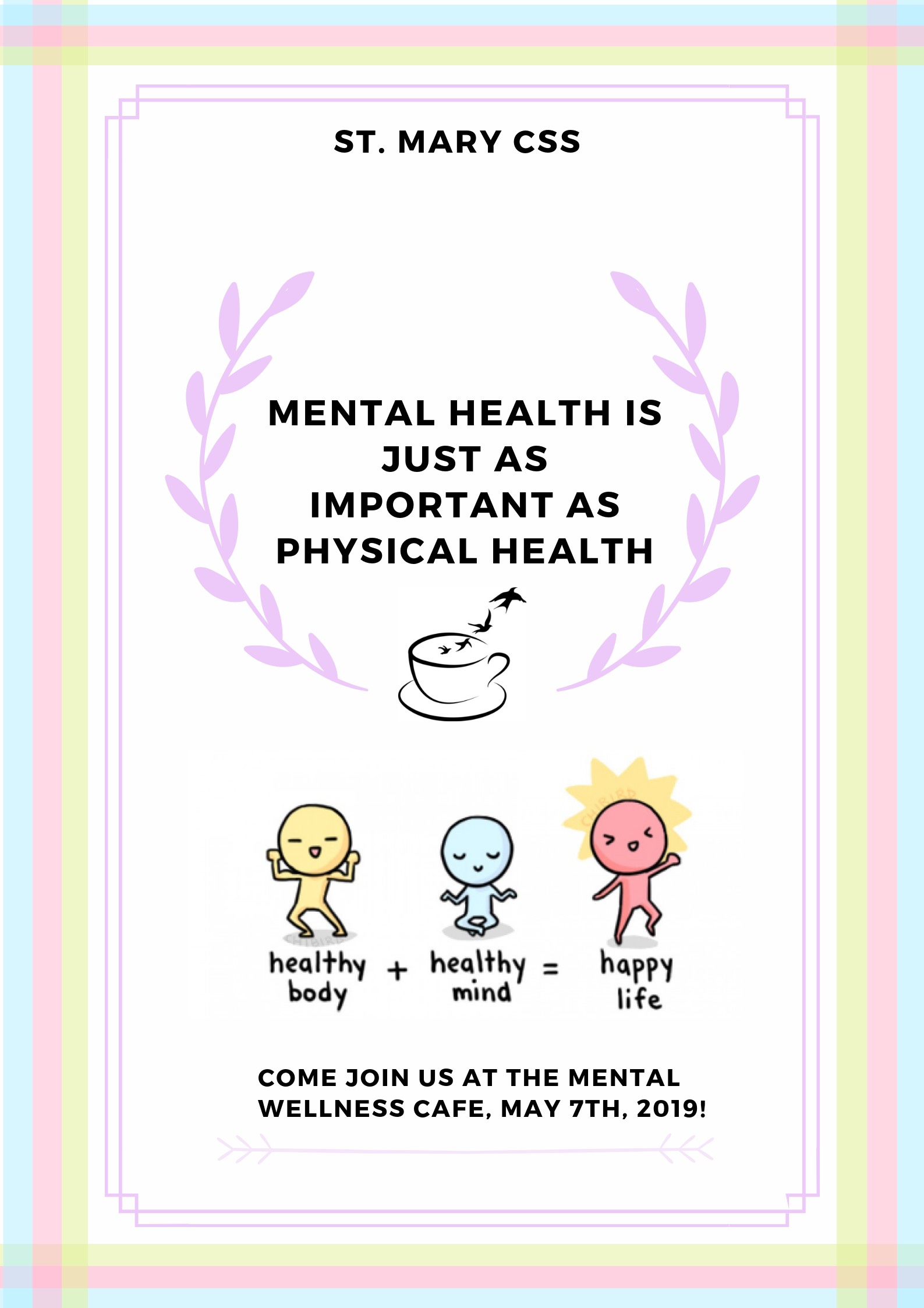 Mental Wellness Café