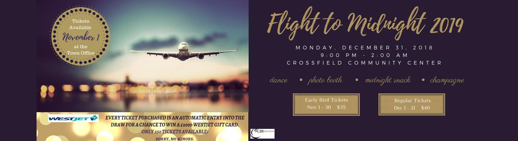 Flight to Midnight 2019