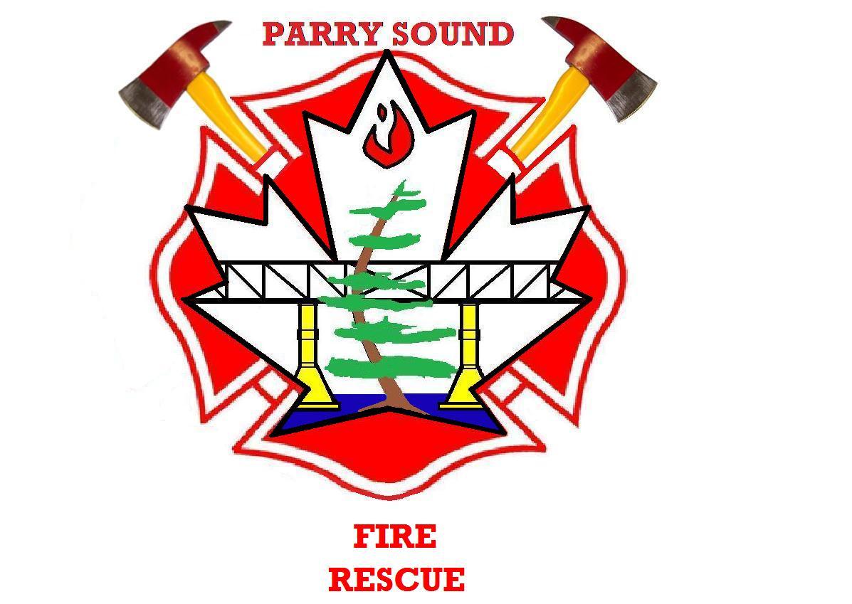 Parry Sound Fire Rescue Logo
