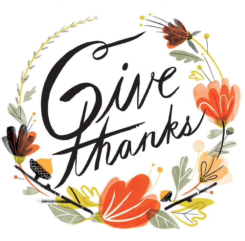 give thanks photo